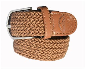 Wholesome Deal Women Leather Belt - Brown