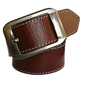 Wholesome Deal Brown Belt (Size-28)