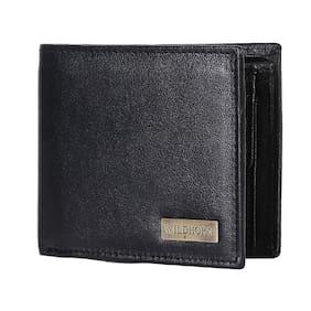 WildHorn Black Wallet