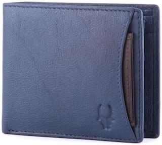 Wildhorn Blue Wallet