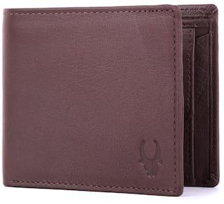 WildHorn Brown Wallets