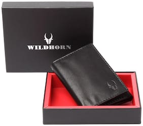 WILDHORN NEW HIGH QUALITY GENUINE MEN S LEATHER WALLET