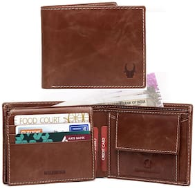 Wildhorn Old River  Genuine High Quality Men s Leather Wallet.