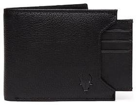 WildHorn Old River Black Genuine High Quality Mens Leather Wallet