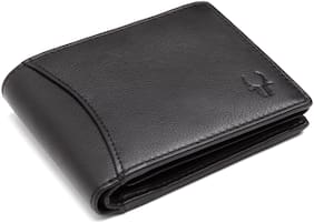 WILDHORN RFID Protected Men's Leather Wallet for mens