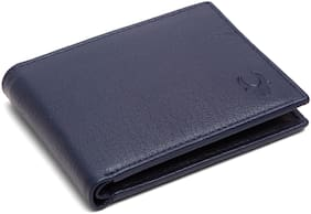 WildHorn RFID Protected 100% Genuine Leather Wallet for Men