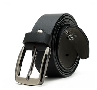 5ee5ede2e Buy Winsome Black Genuine Leather Belt for Men s Online at Low ...