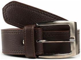 Winsome Brown Formal Belt For Men's