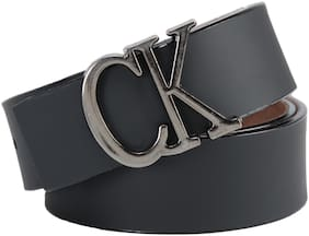 Winsome DealNew Latest Stylish Black Leatherette Belt For Men