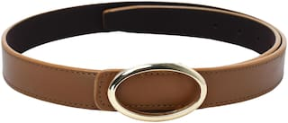 Winsome Deal Women Brown Solid Belt