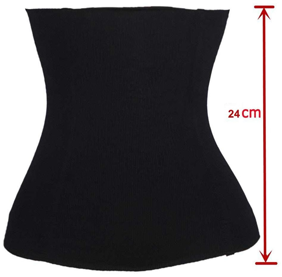 1d5cf516e6 Buy Womens No Closure Waist Corset Cincher Boned Tummy Control Waist Girdle  Seamless Online at Low Prices in India - Paytmmall.com