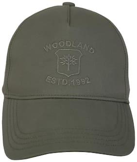 WOODLAND MEN'S GREEN CAP