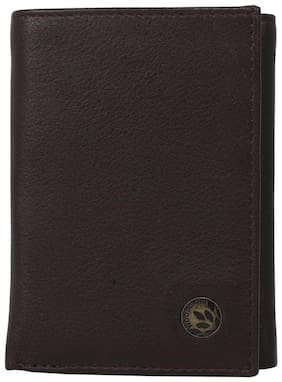 Woodland Men'S Leather Wallet