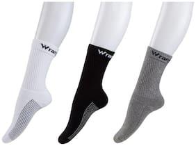 Wrangler Full Cushion Crew Socks - Pack of 3
