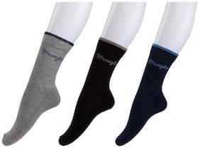 Wrangler Half Cushion Crew Socks - Pack of 3