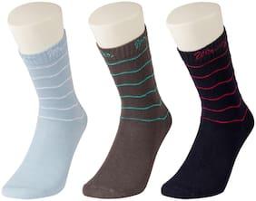 Wrangler Multi Wool Crew length socks ( 3 pairs )