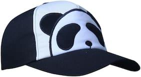 Zacharias Cotton Caps - Black