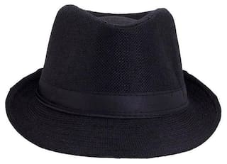 Buy Zacharias Unisex Fedora Hat Online at Low Prices in India ... 0ad5ce10b96
