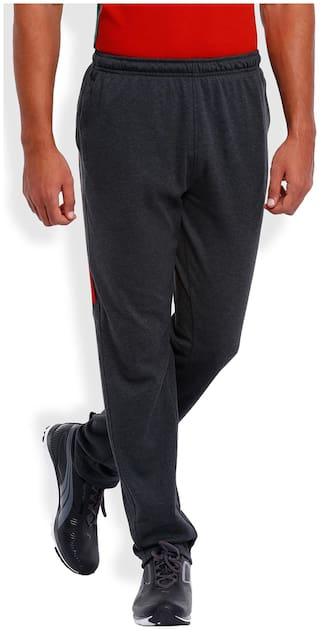 148d704ebc Buy 2GO Men Cotton Track Pants - Grey Online at Low Prices in India ...