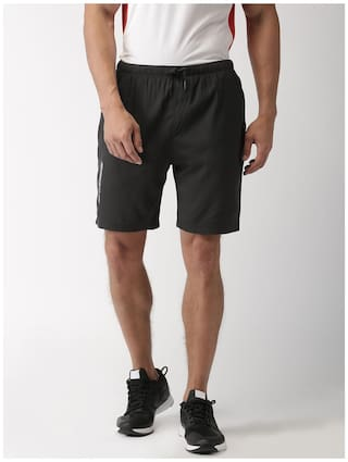 2go Bold Black Go Dry Training Shorts