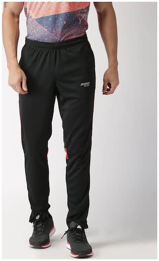 5eaf06971e 2GO Men Polyester blend Track Pants - Black