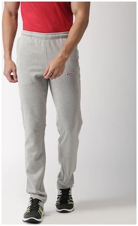 2GO Men Cotton Track Pants - Grey