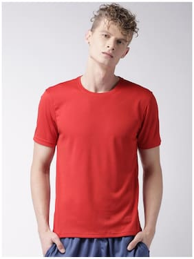 2GO Mens ROUND NECK T - SHIRT WITHOUT PRINT