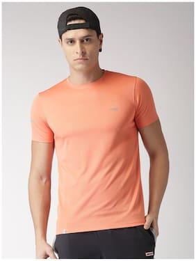 2Go Men Round Neck Sports T-Shirt - Pink