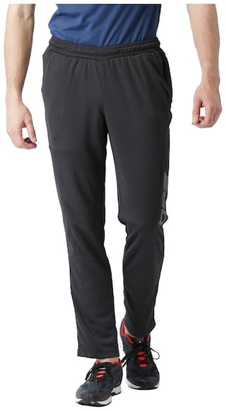 f5cea6a6d0 Buy 2GO Men Polyester Track Pants - Black Online at Low Prices in ...