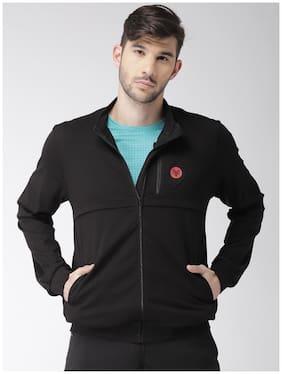 2GO Men Cotton Jacket - Black