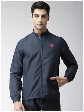 2GO Men Polyester Jacket - Blue
