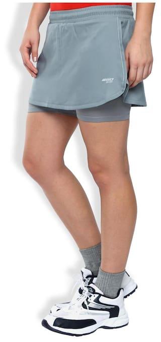 Sweaty Skirt 2GO With Grey Tights tidlIz