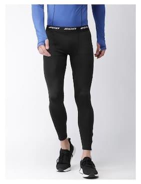 2Go Men Cotton Track Pants - Black