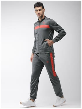 Regular Fit Micro Polyester Track Suit