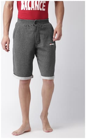 Men Regular Fit Shorts