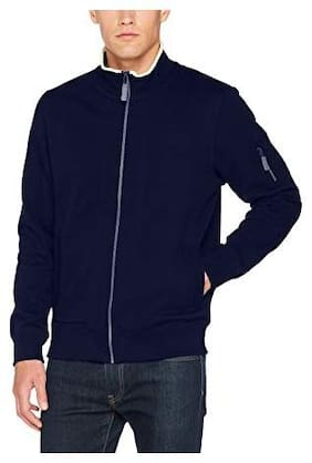 Men Solid Pullover
