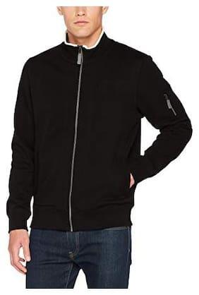 Men Solid Pullover