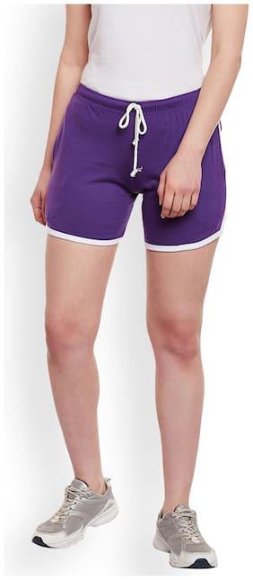 Women Hosiery Regular Fit Shorts