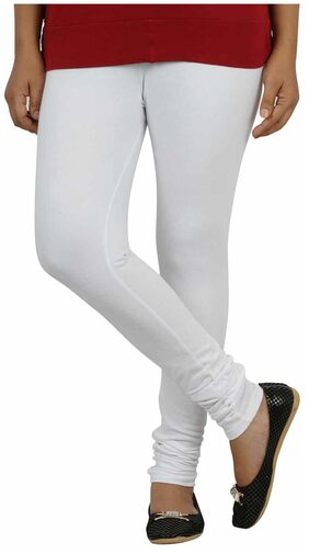 AAICO White Leggings for Women
