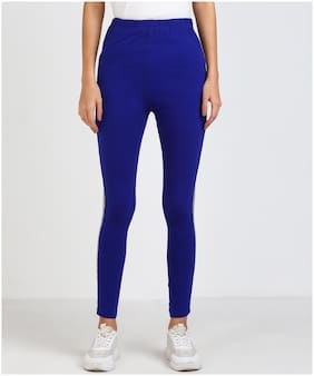 Adicap Women Blue Slim fit Jegging