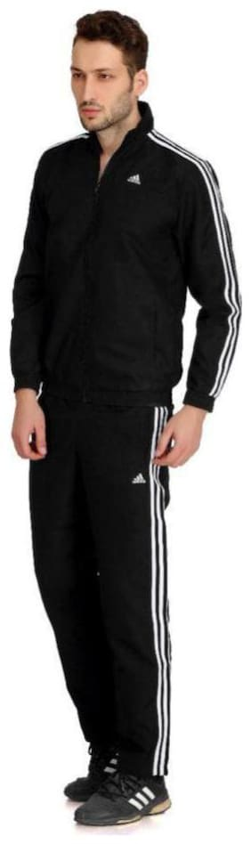 Loose Fit Polyester Track Suit