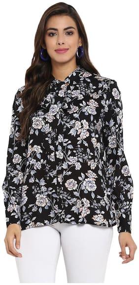 Aditi Wasan Women Floral Empire top - Multi