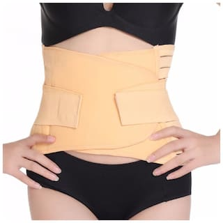 Adjustable Slimming Abs Belt Tummy Tucker Trimmer Exercise Back Support Waist  Shaper Tummy Tucker Fat Cutter Sauna Suit Cincher Fat Cutter Body Slim Look