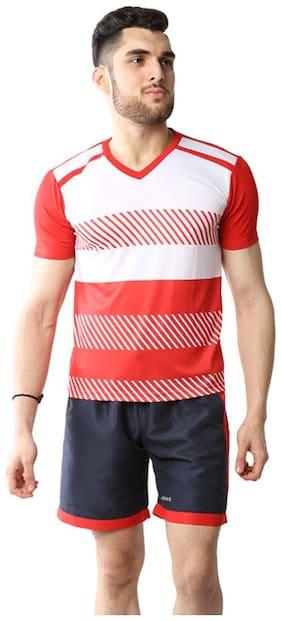 Admiral Atlas Red Sports T-shirt