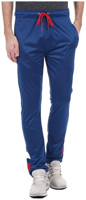 Regular Fit Microfibre Track Pants