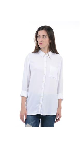 Aeropostale Women Casual Shirt