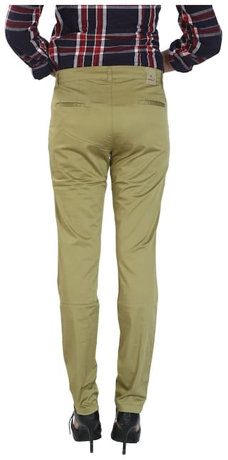 SuperFine Trouser Airwalk Airwalk Women's Cotton Women's f60xBR