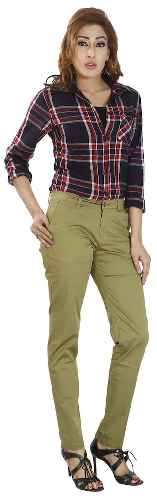 SuperFine Airwalk Trouser Airwalk Cotton Women's Women's q67wwa