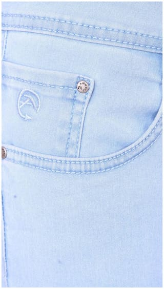 Airways Slim Blue Fit Jeans Denim 7Ypwz7qPB