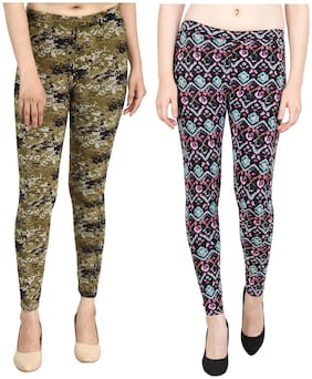 Aiyra Blended Leggings - Multi